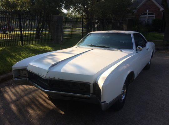 1966 buick riviera for sale – giant space squid